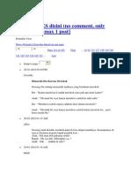 Post Jokes Disini 21 - 30 | PDF