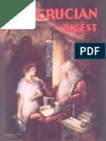 Rosicrucian Digest, September 1943