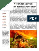 November2014 Newsletter
