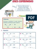 Operaciones combinadas 4°.pdf