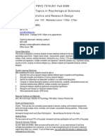 UT Dallas Syllabus for psyc7318.001.09f  taught by Nancy Juhn (njuhn)
