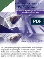 Estilo APA 6ta Edicion