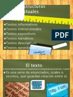 las estructuras textuales 1.ppt