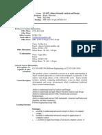UT Dallas Syllabus for se6359.001.09f taught by   (rxb080100)