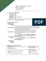 UT Dallas Syllabus for soc4396.001.09f taught by Yuki Watanabe (yukiw)