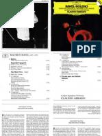 Abbado conducts Ravel I - Booklet.pdf