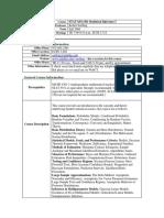 UT Dallas Syllabus for stat6331.501.09f taught by Robert Serfling (serfling)