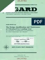 AGARD Landing Gear Design
