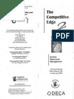 HRM Performance Indicators - Competitive Edge