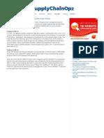 agile supply chain zara case study analysis supply chain  7 rules of fashion supply chain zara case study pdf