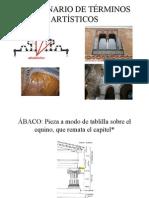 Diccionario de Trminos Artsticos 1223637666021948 8