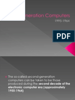 2nd generation computers