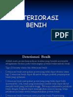 DETERIORASI  BENIH.ppt