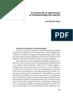Camino_experiencia_Fenomenologia_Espiritu-Eduardo_Gama.pdf
