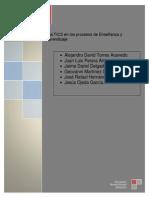 Las TICS en los procesos de Enseñanza y Aprendizaje.docx