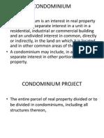 Condominium Slideshow