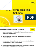 Work Force Tracking