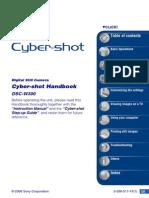 Sony Cybershot w300 Hb Gb