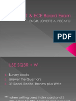 For ECT & ECE Board Exam