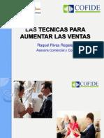 Tecnicas para aumentar tus ventas - Raquel Rivas.pdf