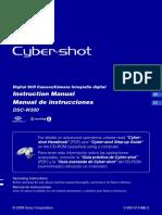 Sony Cybershot Dscw300 en Es