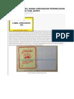 MEMBUAT LABEL NAMA UNDANGAN PERNIKAHAN 103 PANDA DAN TOM JERRY.pdf