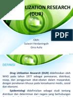 DRUG UTILIZATION RESEARCH.pptx