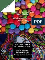 TCP 1er. 2014 - Agencias de Medios
