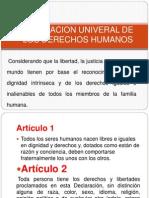 DELARACION UNIVERAL DE LOS DERECHOS HUMANOS.pptx