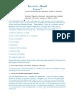 tat2 task3 lesson7 instructor manual