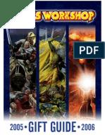 Games Workshop Gift Guide