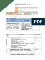 MODELO DE SESIÓN DE APRENDIZAje     64 DE CIENCIA (Autoguardado).docx
