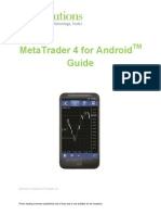 Mt4 Android Usermanual