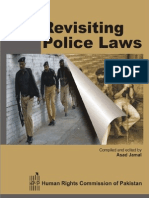 Revisiting Police Laws
