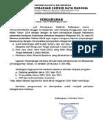 PENGUMUMAN PERPANJANGAN 2014.pdf