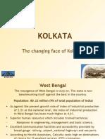 The Changing Face of Kolkata