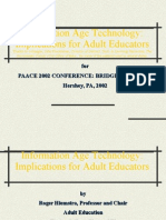 Information Age Technology