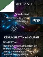 Kemukjizatan Al Quran
