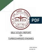 Turbocharged Engines 1234