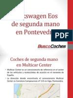 Volkswagen Eos de segunda mano en Pontevedra.pdf