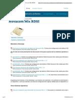 Pymes _ Teléfonos y Equipamiento RDSI _ Novacom Mix RDSI