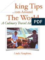 Cooking Tips From Around the World, A Culinary Travel Adventure - E-Cookbook Sample Chapter