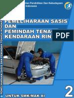 pemeliharaan chasis dan SPT TKR