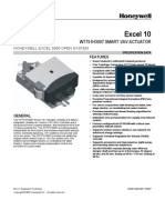 Excel 10 Smart Vav Actuator