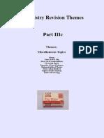 Dr Davids Revision Themes (Part IIIc) BkIV