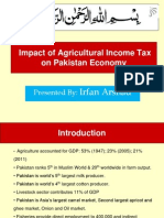 Research Article Agri Tax