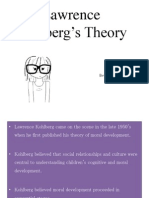 Lawrence Kohlberg's Theory