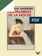 Las palabras de la noche de Natalia Ginzburg r1.0.pdf