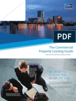 Commercial Property Leasing Guide, Colliers