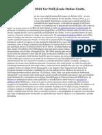 El Niño 2014 Ver Película Online Gratis.